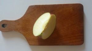 Четвърт ябълка